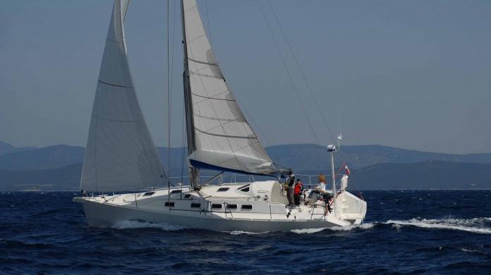 Bord à bord aluminium boats
