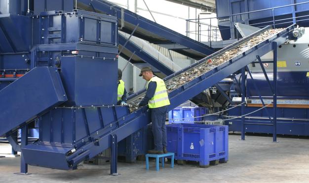 Chimirec production line