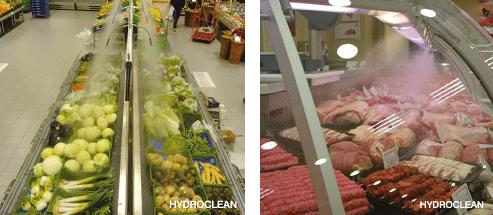Hydroclean high-pressure cleaners