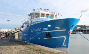Marinelec Arpege Fishing boat of the future