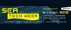 Sea Tech Week, 10-14 October 2016: Brest at the heart of marine sciences and technologies @ Le Quartz | Brest | Brittany | France