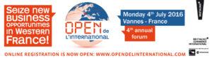 Open de l'international 2016
