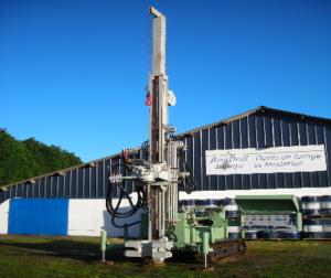 Roc drill Drilling tool