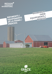 Buildings / Farm equipments / Process itinerary at Space 2016