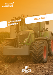 Machinery itinerary at Space 2016