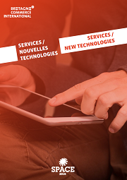 Services / New technologies itinerary at Space 2016