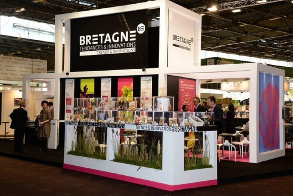 SIAL Bretagne booth