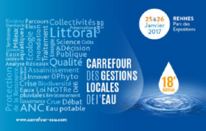 Carrefour de l'eau, a great meeting place for public and private water stakeholders
