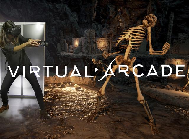 Polymorph-Virtual Arcade