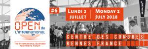 Open de l'international - 2 July 2018 - Rennes
