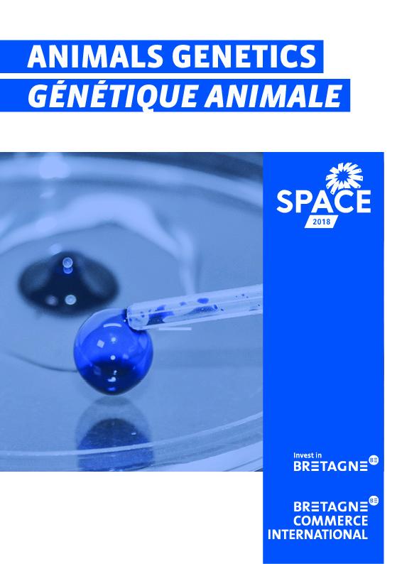Space 2018 - Exhibitors list - Animal genetics