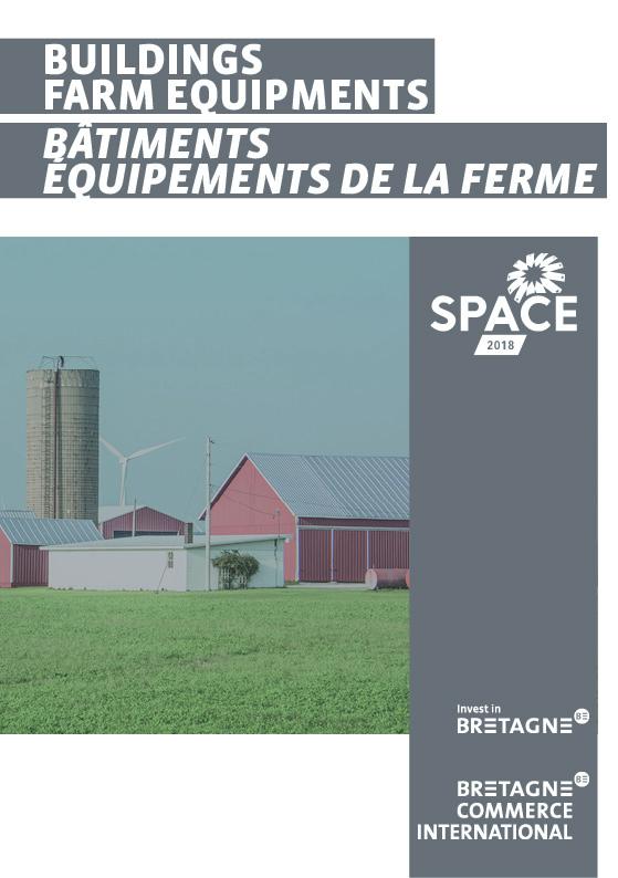 Space 2018 - Exhibitors list - Building Farm equipment
