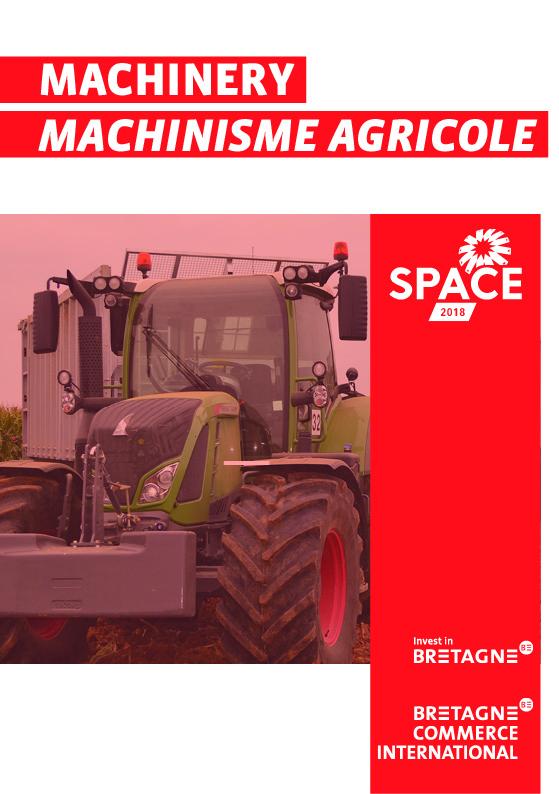 Space 2018 - Exhibitors list - Machinery
