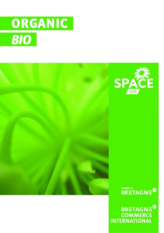 Space 2018 - Exhibitors list - Organic