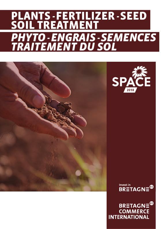 Space 2018 - Exhibitors list - Plants, Fertilizer, Seed, Soil Treatment