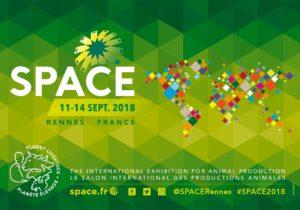 SPACE, 11-14 September 2018, Rennes - France
