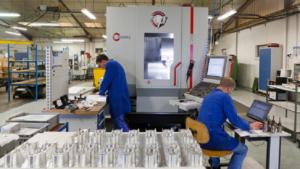 Armor Méca production site. Photo credit : Charles Crié