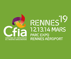 CFIA : the great food industry unifier @ Exhibition Centre of Rennes Airport