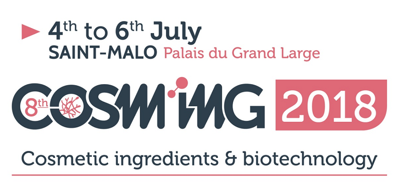 Cosm'ing, 4-6 July 2018, Palais du grand large, Saint Malo, France