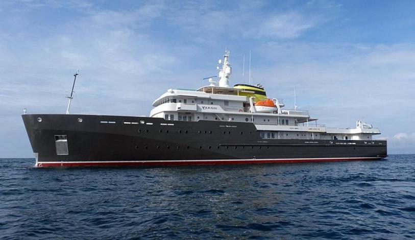 Piriou-survey vessel. Photo credit : Piriou