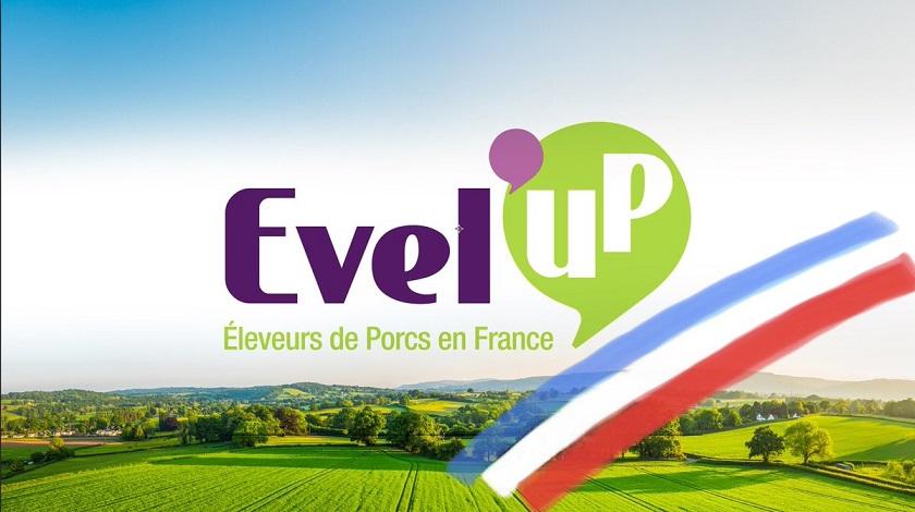 Evel'up, mergers between Prestor and Aveltis, French pork breeders.