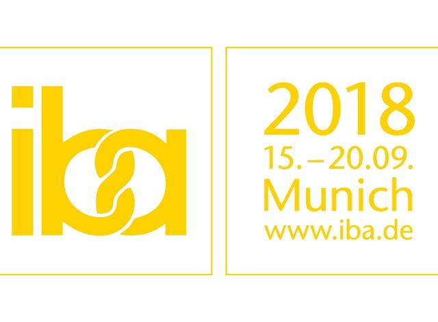 IBA, Munich, 15 - 20 September 2018.