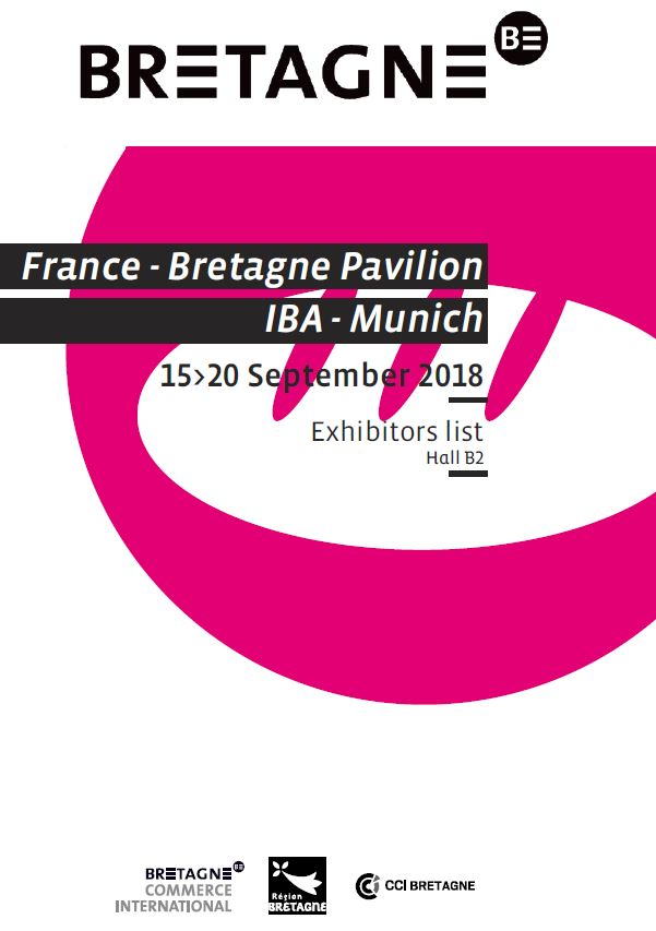 IBA 2018 - exhibitors list