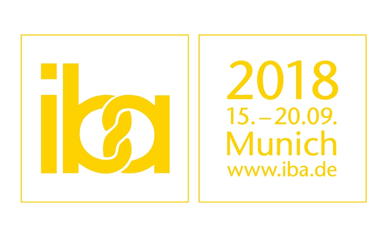 IBA, Munich, 15 - 20 September 2018.