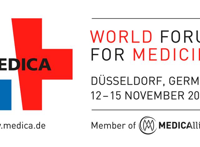 Medica, 12-15 November 2018, Düsseldorf