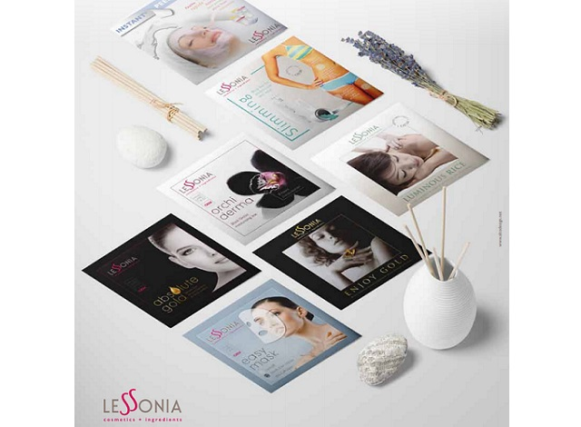 Lessonia- various product ranges.