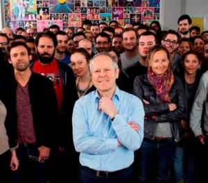Yves Guillemot, co-fondateur d'Ubisoft et actuel PDG. Credit photo : Ubisoft
