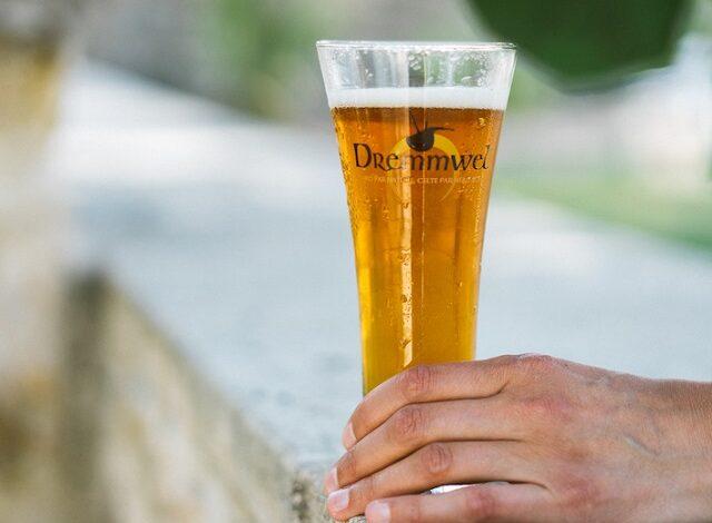 Dremmwel Beer. Credit photo : Brasserie de Brertagne