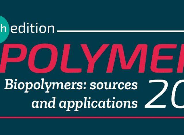 Polymerix 2019, 2-3 juillet 2019 - Maison de l'agriculture à Rennes