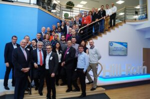 Hill-Rom customer experience center_France Pluvigner VIPs (web)