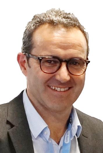 Marc Capdeville, directeur exécutif de Hillrom Pluvigner