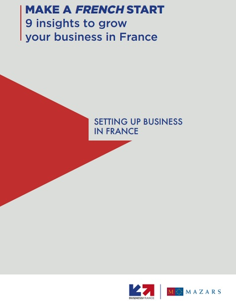 Business France - Setting up a business in France