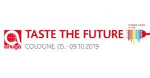 Anuga, Cologne, 5-9 October 2019