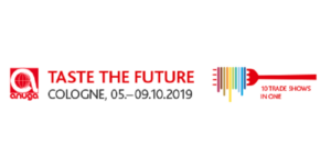 Anuga 2019, the world's largest trade fair for food and beverages @ Koelnmesse, Messepl. 1, 50679 Cologne