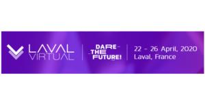 Laval Virtual Show 2020 @ Place de Hercé, Laval, France