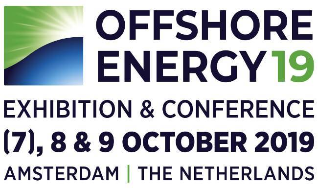 Offshore Energy , 7-9 octobre 2019, Amsterdam